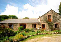 The Hayloft, Gorran Haven, Mevagissey Holiday Cottages Cornwall