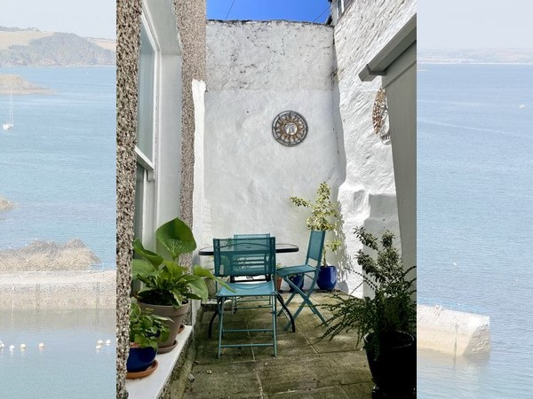 Blue Harbour, self-catering Mevagissey, Cornwall