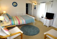 Glebe Cottage, Mevagissey, self-catering holiday Cornwall