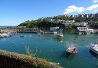 Handspan Cottage, Mevagissey, self-catering Cornwall