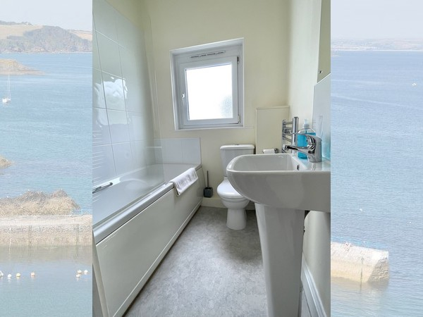 Menabilly views Mevagissey