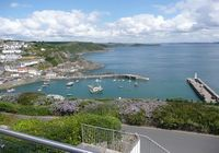 Menabilly, self-catering Mevagissey, Cornwall