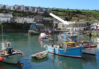 The Sail Loft, Mevagissey, self-catering Cornwall