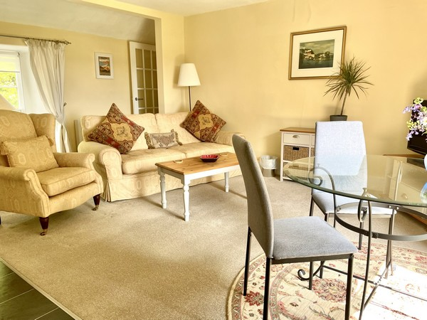 Sea Thrift is a south facing, spacious, newly converted apartment.