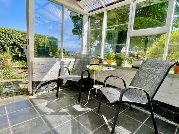New walk in shower and bathroom suite.
