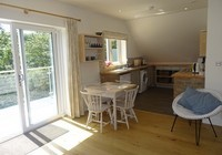 The Tractor Shed, self-catering Gorran Haven, Cornwall