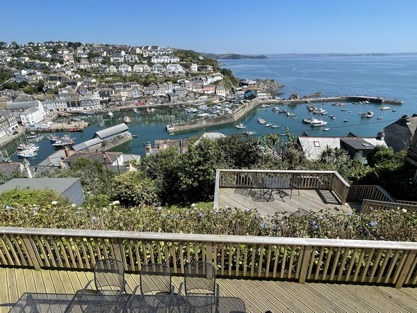 Trewollock, self-catering Mevagissey, Cornwall
